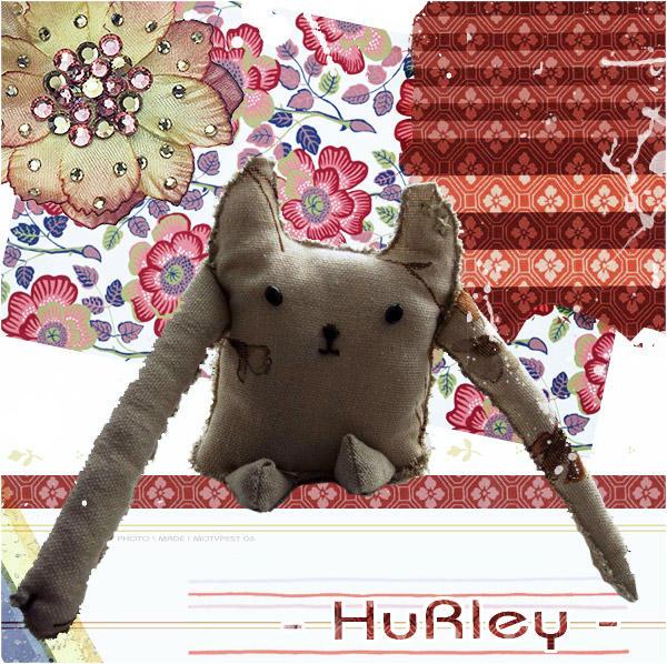 HurLey by MotyPest