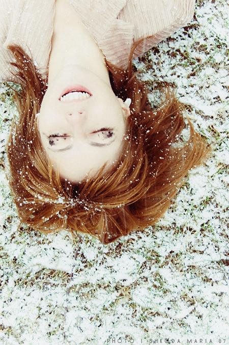 snow in my town by MotyPest