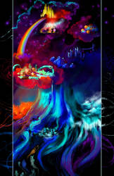 Yggdrasil by sandpaperdaisy