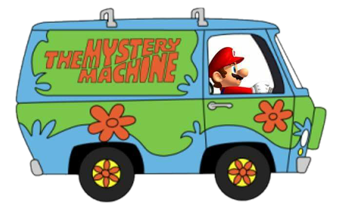 how to draw the mystery machine