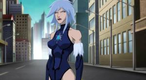 Killer Frost from Batman: Assault on Arkham by ShinRider