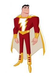 Justice League Action: Shazam