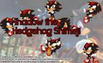Shadow the Hedgehog Shimeji