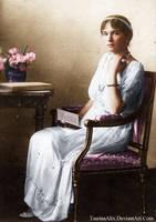 Olga by TsarinaAlix
