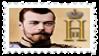 Tsar Nicholas II - Stamp by TsarinaAlix