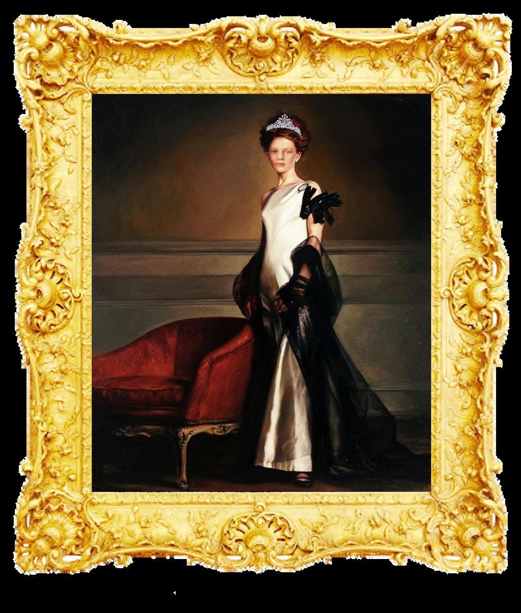 The Portrait of a Future Queen