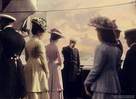 The British Royals at The Standart by TsarinaAlix