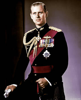 R.I.P Prince Philip