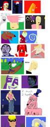 MSpaint randomness by Haingis