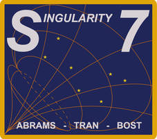 Patch: Singularity-7 mission patch
