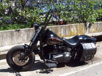 Motorbikes of Lake Garda 2 by Jonamack