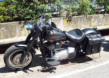 Motorbikes of Lake Garda 3 by Jonamack