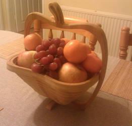 Fruit bowl by Jonamack