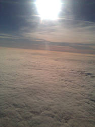 Cloudy Landscape 2 by Jonamack