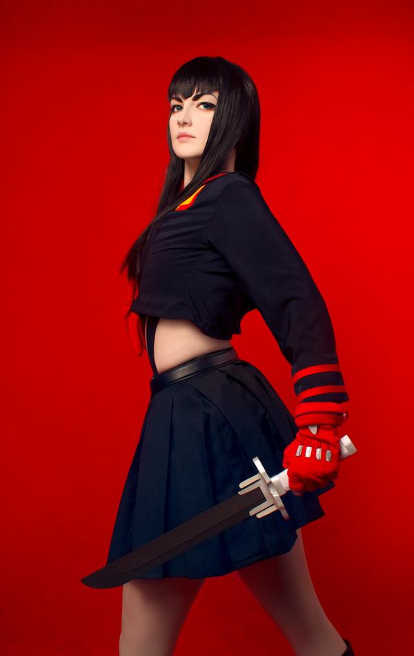 Satsuki Kiryuin II by Ettelle