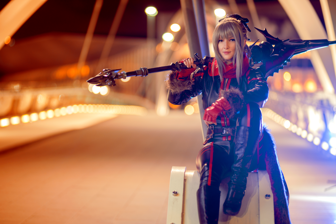 Aranea Highwind VII by Ettelle