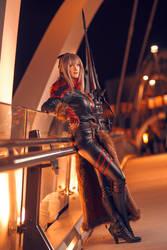 Aranea Highwind IX by Ettelle