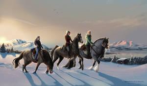 Winter Wonderland by Kartoffelpueh
