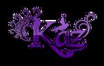 Kaz Logo