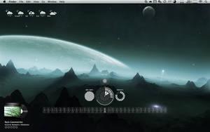 My Space Desktop by zb3k