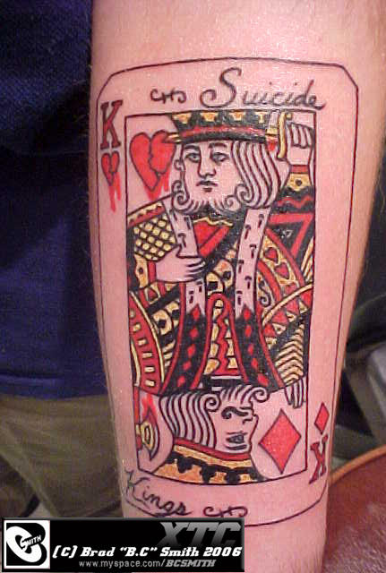 Suicide kings by alienheadboy on deviantart for Suicide kings tattoo