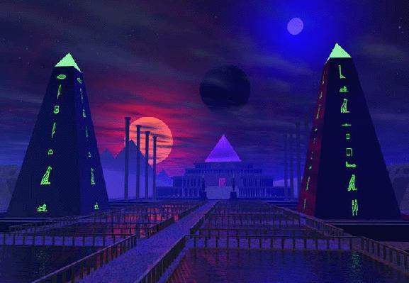 Temple of Anubis