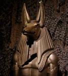 Statue of Anubis