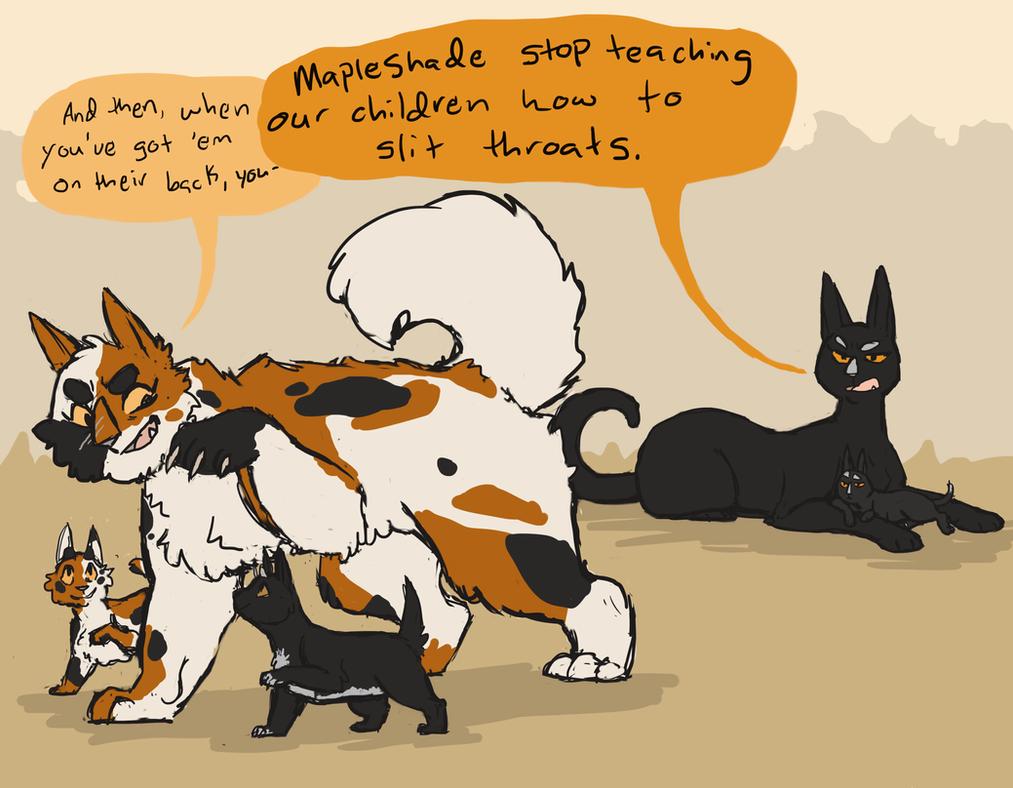 Warrior Cats Babies Png