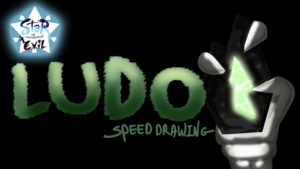 LUDO SPEED DRAWING THUMBNAIL +VID by IDROIDMONKEY