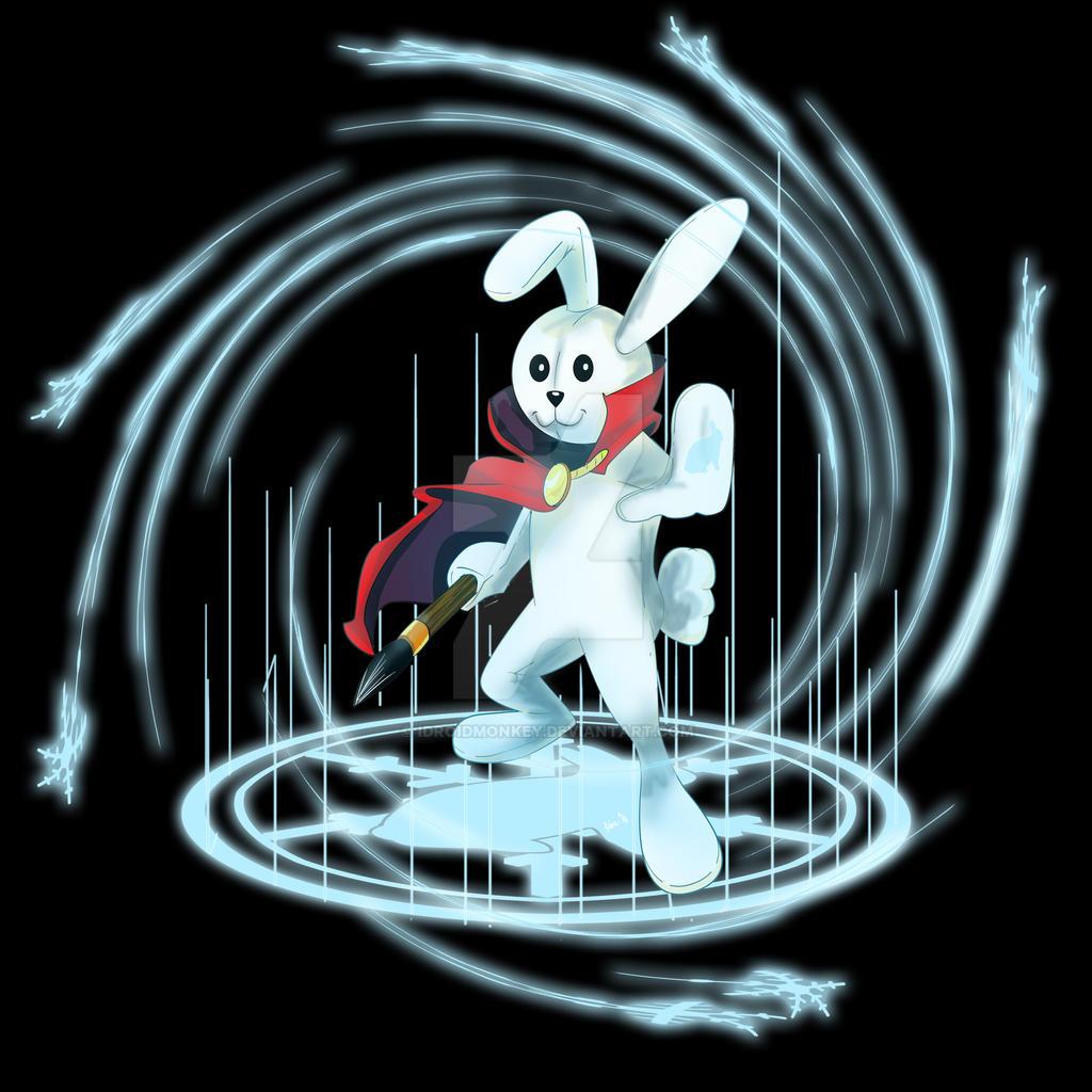 Captain Rabbitford by IDROIDMONKEY