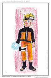 101. NARUTO IN MY CHARACTERS STYLE (FILLER #3) by IDROIDMONKEY