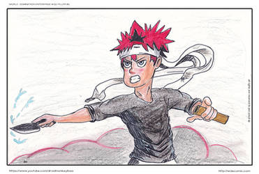 102. SOMA IN MY CHARACTERS  STYLE (FILLER #4) by IDROIDMONKEY