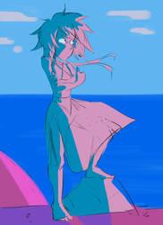SU : She's Grumpy by AtomicKitten13