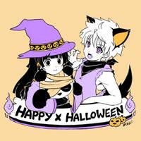 HxH - Happy x Halloween x 2011