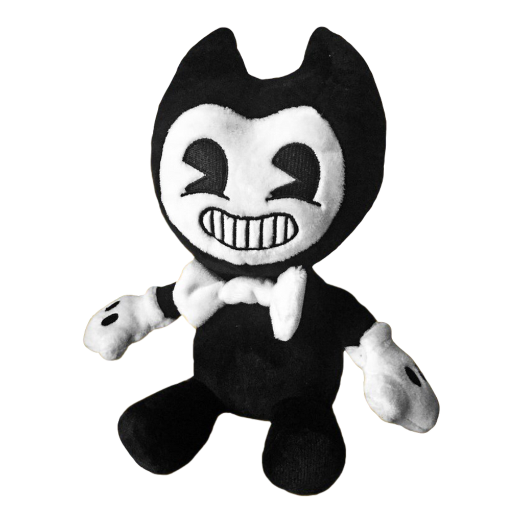 Official Bendy Plush PNG by SuperFredbear734 on DeviantArt