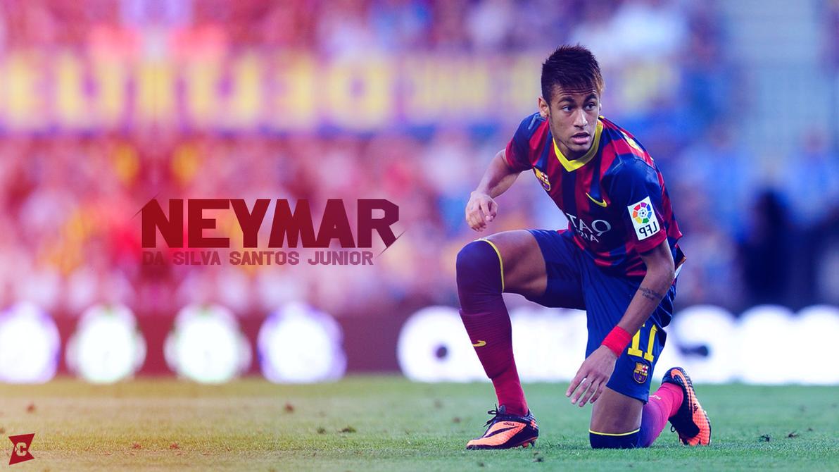 Neymar 2 Wallpaper By Berooo123