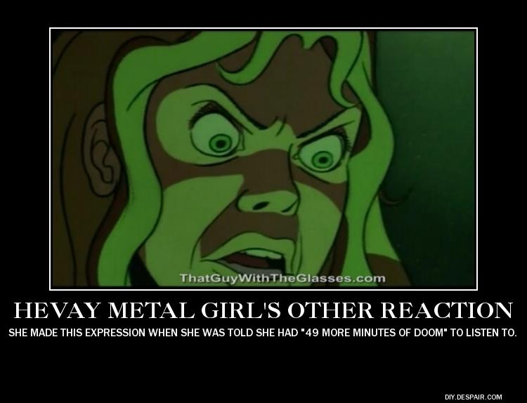 demotivator heavy metal girl part 3 by silverzeo on