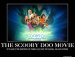 Demotivator: The Scooby Doo Movie in its entirety