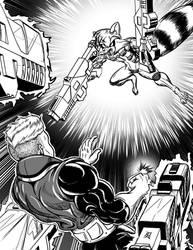 Com: GG vs RR by Atmanryu