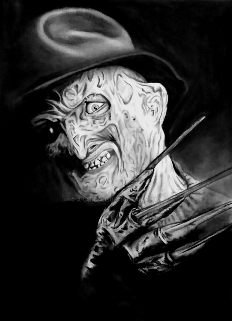 Freddy Krueger by A-L4ND4LL