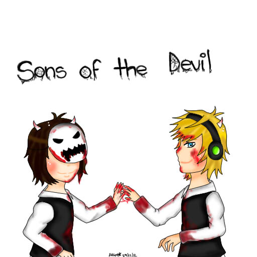 Sons of the Devil by MiracleLady