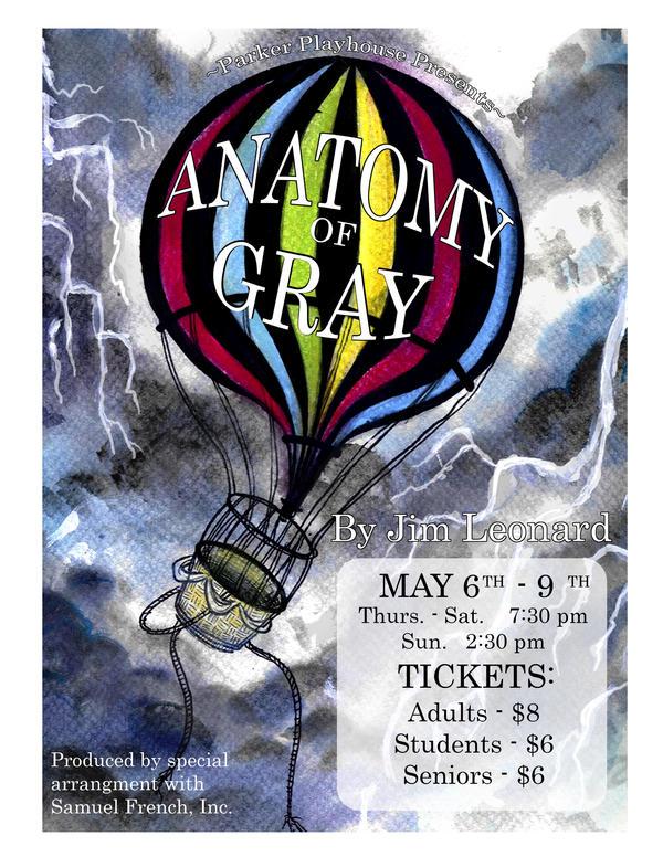 Anatomy of Gray Poster by shmegan on DeviantArt