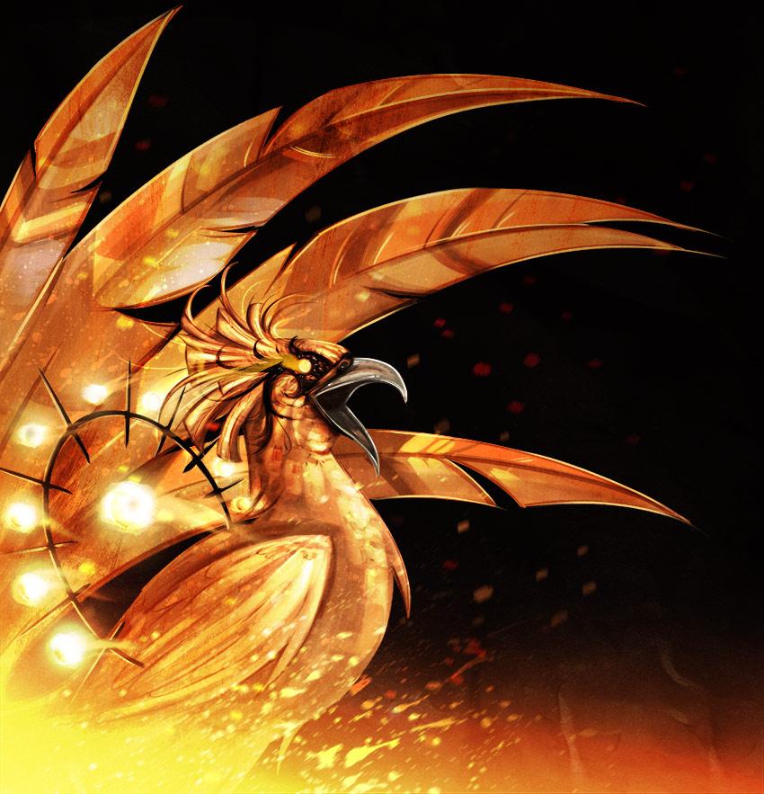Firebird Destined Legends by Sc0tticus