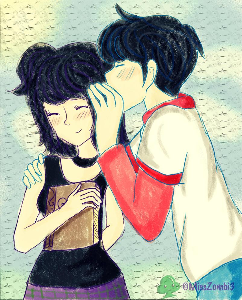 I whisper in your ear... by MissZombi3