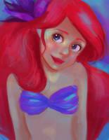 Ariel by kirachel