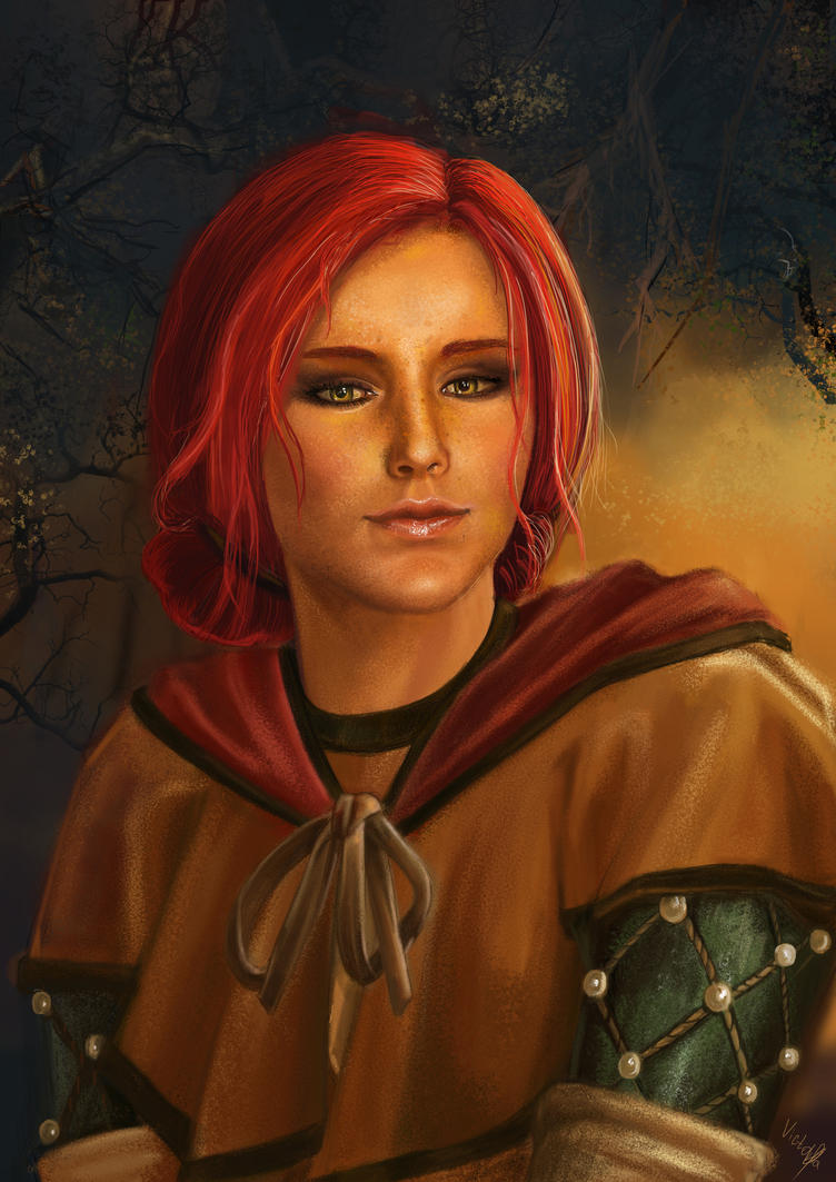 The witcher 3 triss house