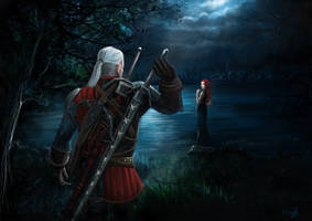 The Witcher 3. A Night to Remember by Victoria-victorem