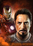 Iron man. Tony Stark