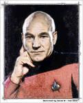 Jean Luc Picard -- My Hero