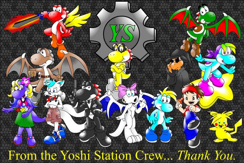 Yoshi Station Tribute